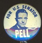 Claiborne Pell for Senator