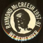 Raymond McCreesh, Irish Hunger Striker