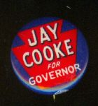 Jay Cooke for Governor, Pennsylvania
