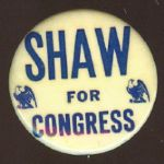 Shaw for Congress, New York