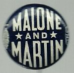 Malone and Martin, Pittsburgh