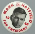 Mark Hatfield for President