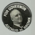 Arthur M. Brown for Governor of Connecticut
