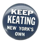 Keep Keating New Yorks Own