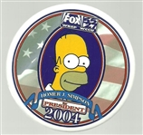Homer Simpson for President