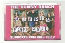 Ron Paul Bunny Ranch