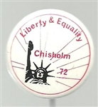 Chisholm Liberty and Equality
