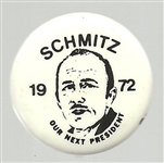 Schmitz Our Next President