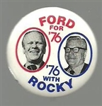 Ford and Rocky in 76