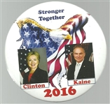 Clinton-Kaine Stronger Together