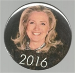 Hillary 2016 Color Celluloid