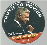 Johnson Truth to Power