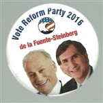De la Fuente, Steinberg Reform Party