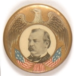 Grover Cleveland Eagle Celluloid