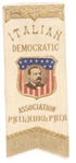 Cleveland Philadelphia Italian Democratic Association Ribbon