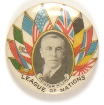 Woodrow Wilson League of Nations