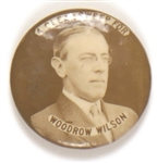 A Clean Sweep for Woodrow Wilson