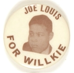 Joe Louis for Willkie