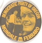 Mondale-Ferraro Democratic Party of Oregon