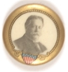 William Howard Taft Gold Border