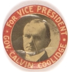 Rare Calvin Coolidge for Vice President
