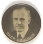 Coolidge Black and White Celluloid