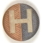 Hoover Cloth Covered Pin