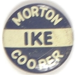 Ike, Morton, Cooper Kentucky Blue Coattail