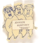 Johnson, Humphrey, Salinger Three Little Pigs