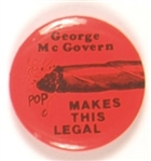 McGovern Legalize Pot