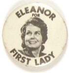 Eleanor for First Lady