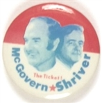 McGovern-Shriver the Ticket