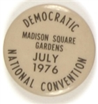 Carter 1976 Democratic Convention
