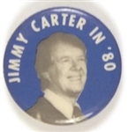 Jimmy Carter in 80