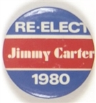 Re-Elect Jimmy Carter 1980