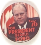 Ford for President Red Letters