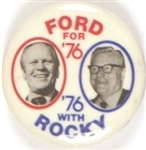 Ford with Rocky in 76