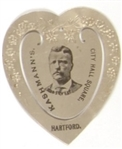 Theodore Roosevelt Book Mark