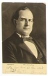 William Jennings Bryan Postcard