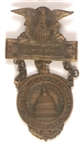 Coolidge 1924 Convention Badge