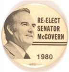Re-Elect Senator McGovern