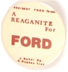 Reaganite for Ford