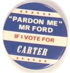 Carter Pardon Me Ford
