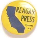 Reagan California Press
