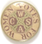 Connecticut Woman Suffrage Association Votes for Women