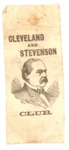 Cleveland and Stevenson Ribbon