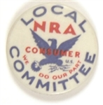 NRA Consumer Local Committee