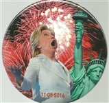 Hillary Ladies Liberty Pin by Brian Campbell