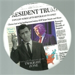 Donald Trump Twilight Zone by Brian Campbell