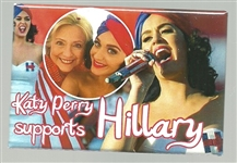 Katy Perry for Hillary